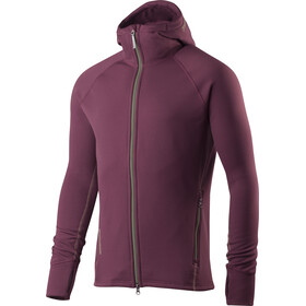Houdini Power Houdi Jacket Herr last round red